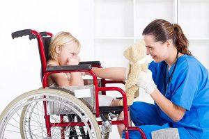 Реабилитация детей-инвалидов в Израиле